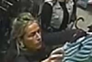 CCTV image of women wanted in connection with shop thefts