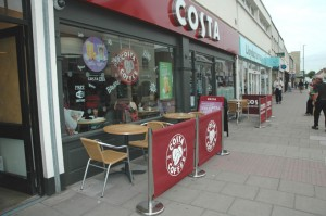 Costa New web
