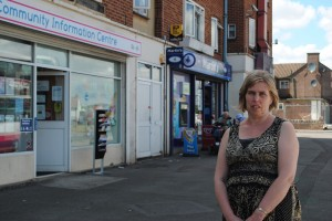 Janice Suffolk (food crisis story)