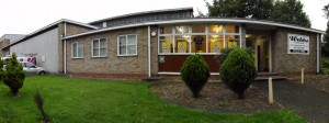 Webbs of Warmley new home in Crown Road