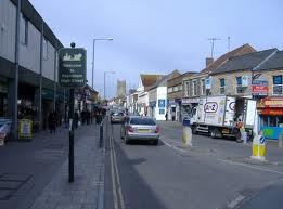 A one way system will operate in Keynsham High Street