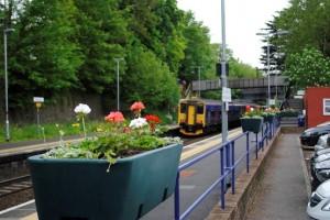 Keynsham station