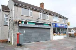 The new Premier Store in Heath Rise is next to a takeaway