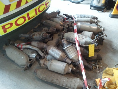 How To Replace Catalytic Converter >> More catalytic converter thefts in Keynsham - The Week In