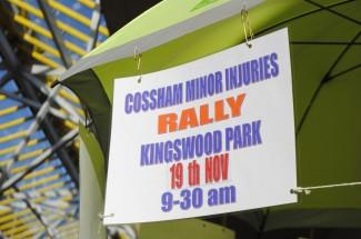 cossham rally