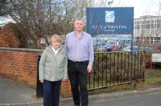 Councillors Shirley Potts & Ian Boulton