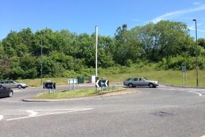 roundabout access