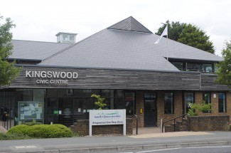 Under threat: Kingswood Civic Centre could be closed in three years