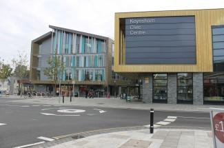 keynsham civic centre 005