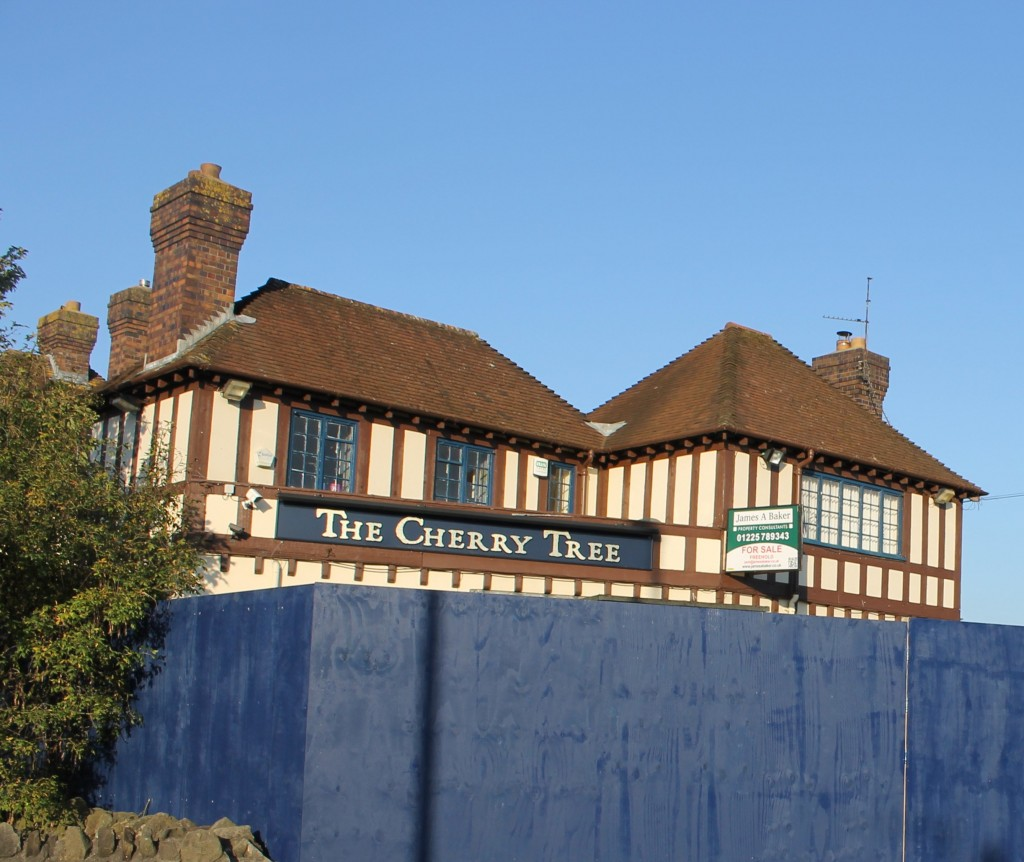 Kingswood Apartments: Plans To Turn Cherry Tree Pub In Oldland Common Into Seven