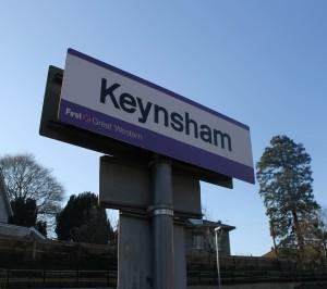 keynsham station 2