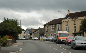 Saltford, where a bypass has not been ruled out