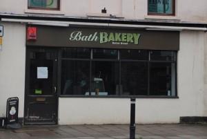 Bath Bakery's Keynsham branch