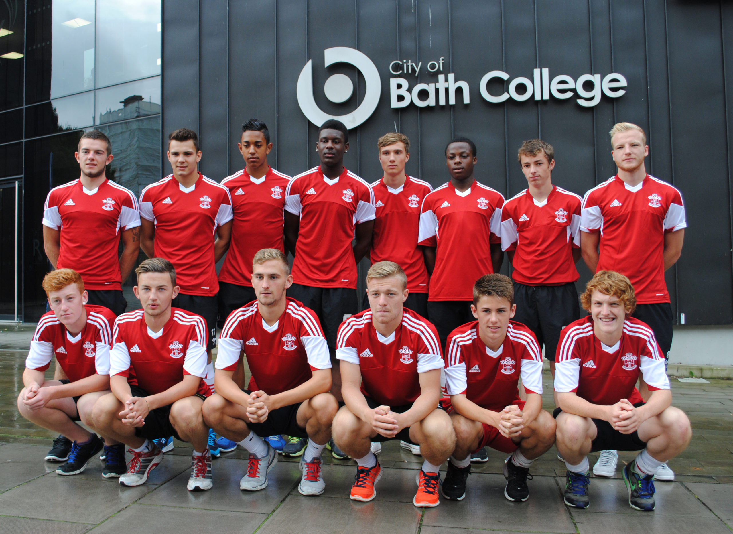 Teenagers From Hanham And Mangotsfield Join New Premier Football Academy The Week In