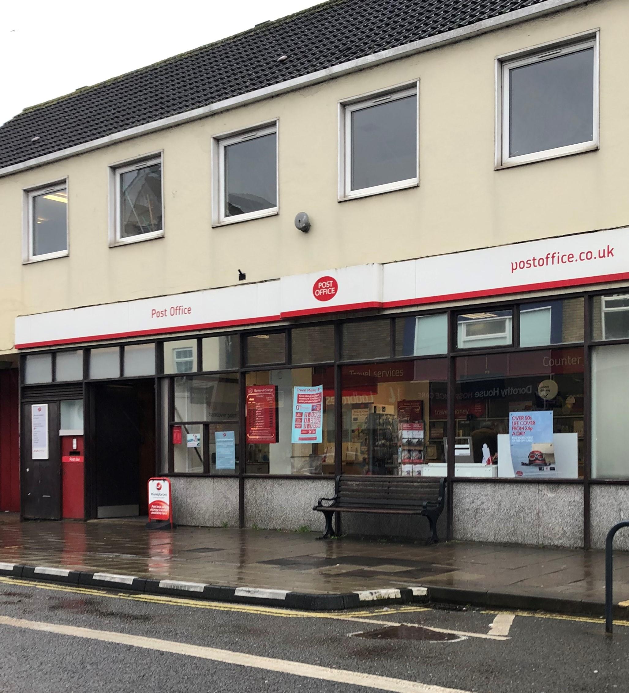 Shock At 'privatisation' Of Keynsham Post Office